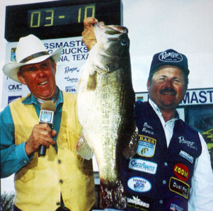 David with Randy Green